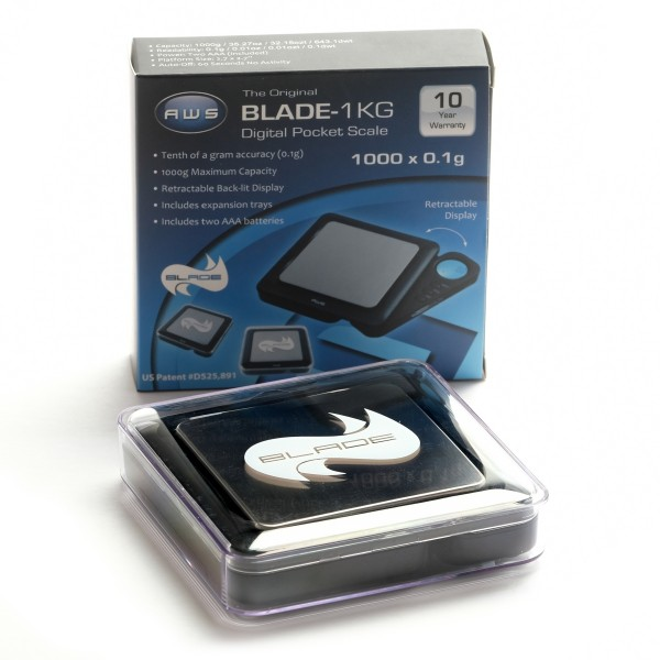 Blade 1KG Scale Logo Cover