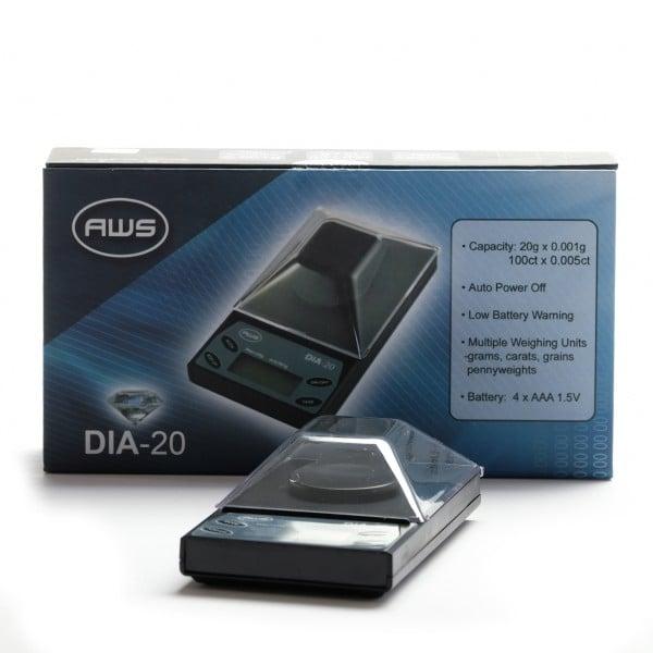DIA20 Digital Carat Scale