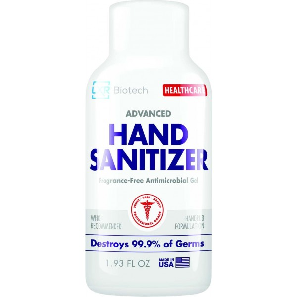 Hand Sanitizer - 2 oz