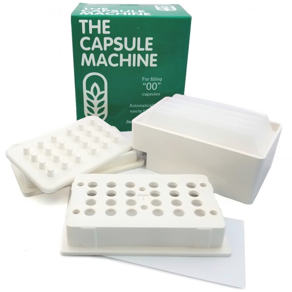 The Capsule Machine 00 with Box