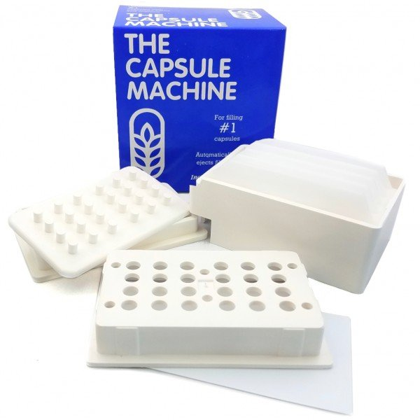 The Capsule Machine - Size 1 with Box