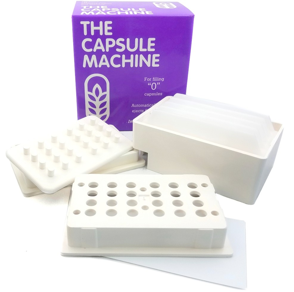 The Capsule Machine - Size 0 with Box