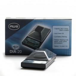 DIA20 Digital Carat Scale - 100 x 0.005