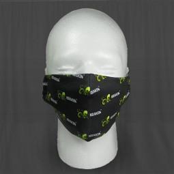 Adjustable Kraken Cotton Face Mask v2! Now with TWO filters!