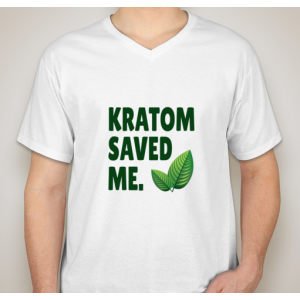 Kratom Saved Me T-Shirt