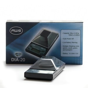 DIA20 Digital Carat Scale