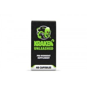 Kraken Unleashed - Pre Workout Supplement