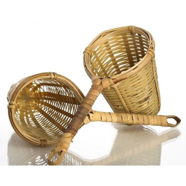 Tea Strainer - Bamboo