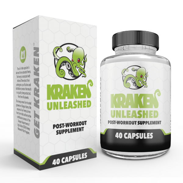 Kraken Unleashed - Post Workout Supplement
