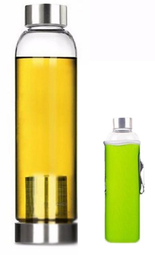 Tea Infuser Bottle - 22 oz