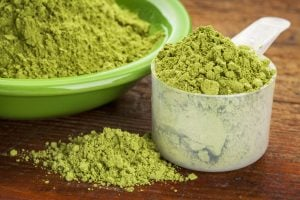 Kratom powder serving size